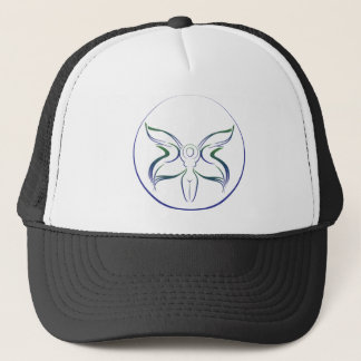moon goddess wiccan wiccan witchcraft pagan fairy trucker hat