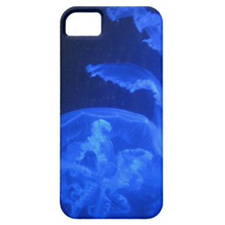 Moon Jellyfish iPhone 5 Case