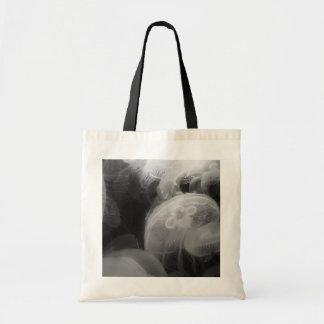 Moon Jellyfish Tote Bag