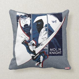 Moon Knight Panels Cushion