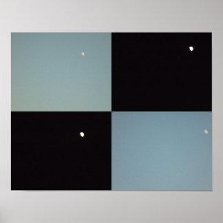 Moon. Quartet Poster