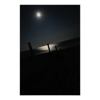 Moon Rise Print