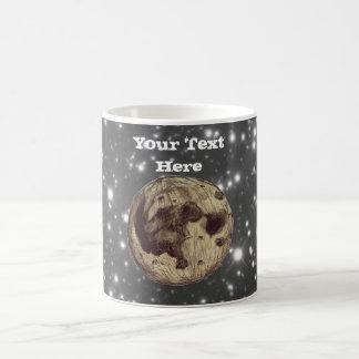 Moon Space Astronomy Coffee Mug