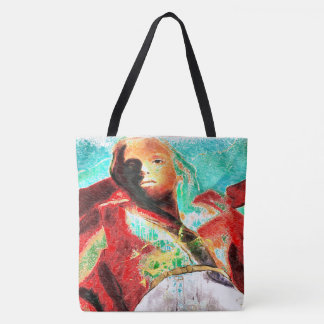 Moon Tote Bag