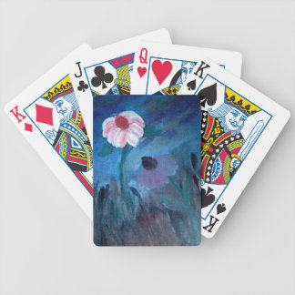 Moonflower Playing Cards