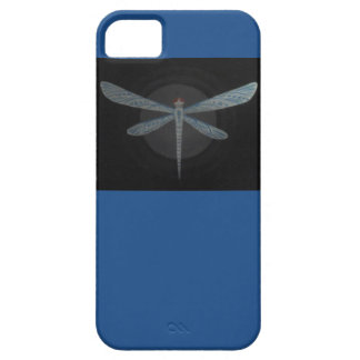 Moonlight Dragonfly iPhone 5 Covers