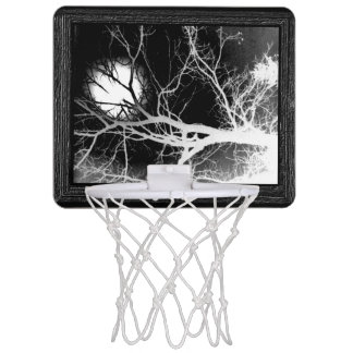 Moonlight Mini Basketball Hoop