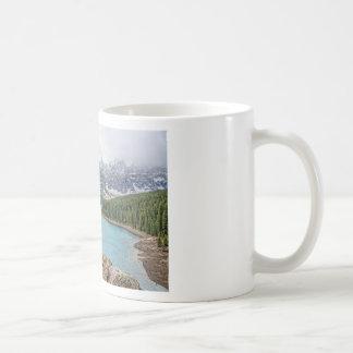 Moraine Lake After the Storm Coffee Mug