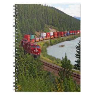 Morant's Curve  Railway Note Pad Notebooks