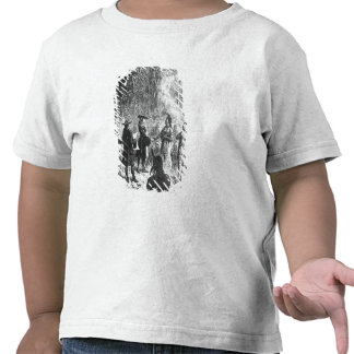 Moravian Missionaries Among the Indians Tees