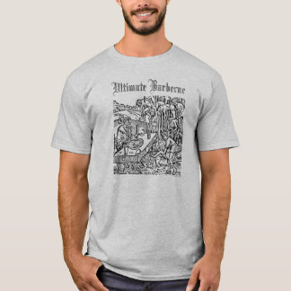 Morbid Barbecue with Vlad the Impaler T-Shirt