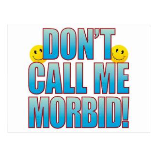 Morbid Call Life B Postcard