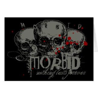 Morbid Card