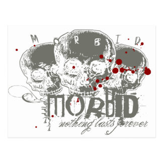 Morbid Postcard