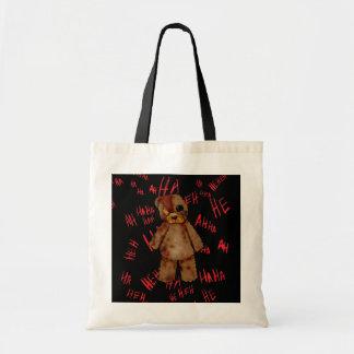 Morbid Teddy Bear Tote bag!