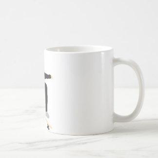 more skater basic white mug