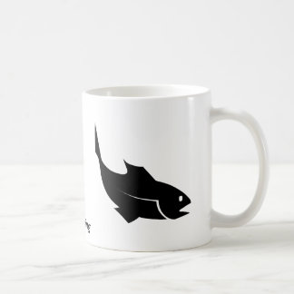 Moreno fish - Go fishing Classic White Coffee Mug