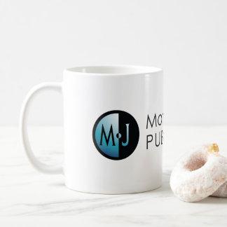 Morgan James Classic White Mug