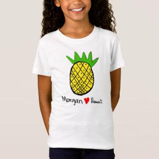 Morgan Loves Hawaii T-shirt