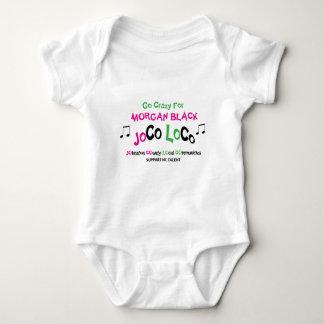 MORGAN: Romper Baby Bodysuit