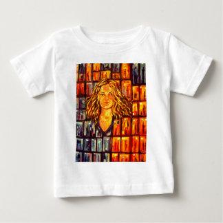 MORGANE WINDOWS ART BABY T-Shirt