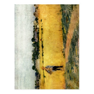 Morisot, Berthe Kornfeld um 1875 c. 1875 Technique Postcards