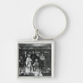 Mormon Baptism Keychains