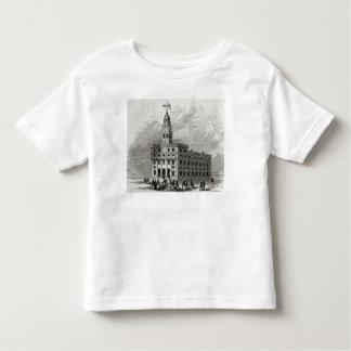 Mormon Temple at Salt Lake, 1854 T-shirts