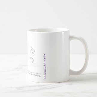 """Morning Conversations"" Mug"