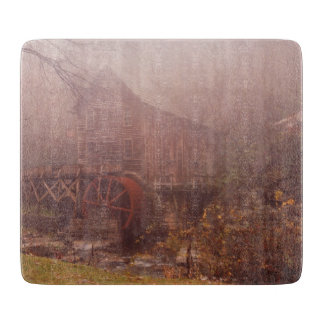 Morning Fog Cutting Boards