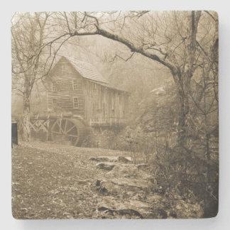 Morning Mist Stone Coaster