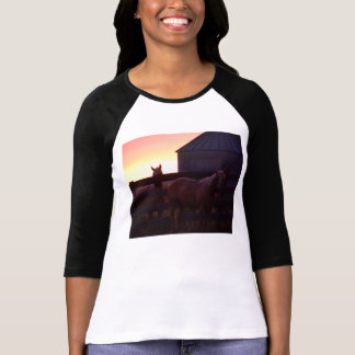 Morning on the Ranch T-Shirt