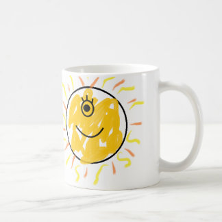 Morning sunshine! coffee mug
