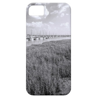 Morningstar Marina and Grasslands Black and White iPhone 5 Cover