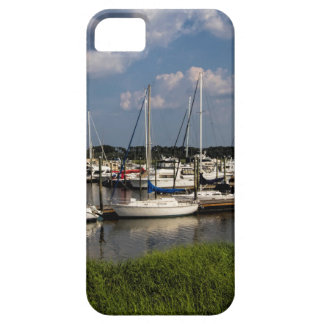 Morningstar Marina Sailboats Georgia USA Barely There iPhone 5 Case