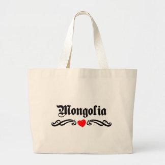 Morocco Tattoo Style Tote Bag