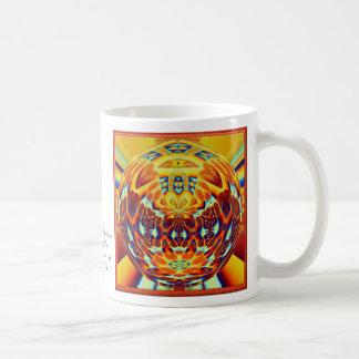 Moroccon Sands Sphere Coffee Mug