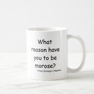 Morose-The Scrooge Collection Coffee Mug