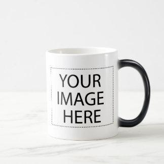 Morphing mug - see through 11oz coffee template