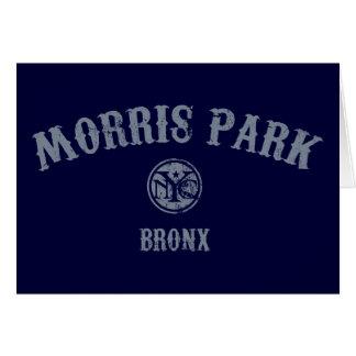 Morris Park Card