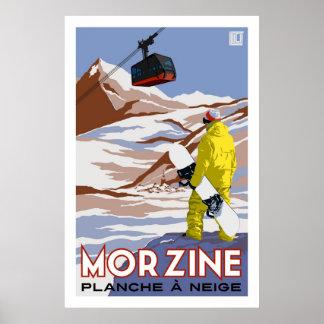 Morzine Poster