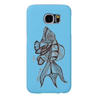 Mosaic Fish Phone Case