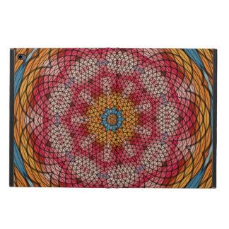 Mosaic kaleidoscope pattern powis iPad air 2 case
