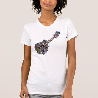 Mosaic Mandolin T-Shirt