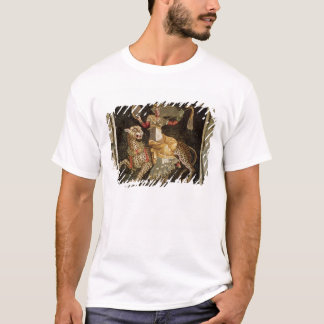 Mosaic of Dionysus riding a Leopard c.180 AD T-Shirt