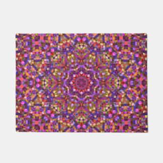 Mosaic Pattern   Door Mats Doormat