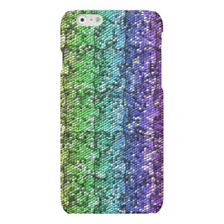 Mosaic Puzzle in gradient colors - customisable.