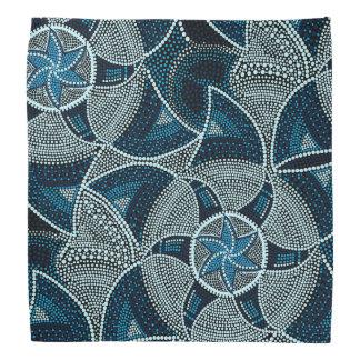 Mosaic sun head kerchiefs