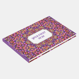 Mosaic Vintage Kaleidoscope    Guestbook