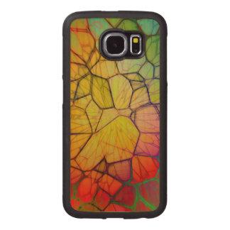 Mosaic Wood Phone Case